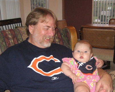 Dad and Kayli 2